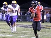 Brandon Harris C.E. Byrd game highlights