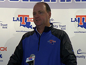 Skip Holtz' weekly press conference Lamar week