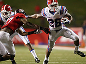Sights and Sounds: LA Tech at ULL