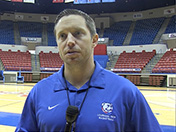 Mike White previews his team and talks Bahamas