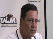 Todd Berry talks WKU game