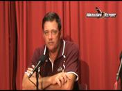 Berry talks Baylor game