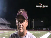 Berry talks Warhawk scrimmage