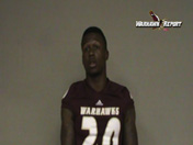 Warhawk defense talks
