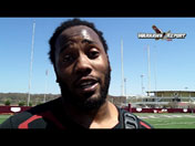 Allen talks ProDay