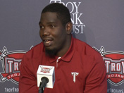 Troy Trojans talk ULM game