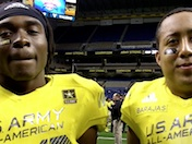 Army Bowl: ND commits