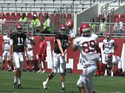 Alabama Crimson Tide Scrimmage Highlights