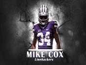 2014 Media Day: Mike Cox