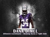 2014 Media Day: Dana Dimel