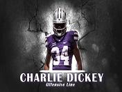 2014 Media Day: Charlie Dickey