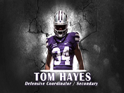 2014 Media Day: Tom Hayes