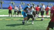 AYTV Rivals Challenge Sunday OL vs DL