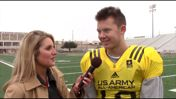 Kyle Allen on Manziel, Tonights Bowl  Army