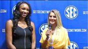 AYTV: SEC Media Days Maria Taylor