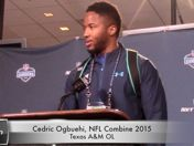 Cedric Ogbuehi, NFL Combine 2015