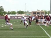 AYTV: Sideline View, A&M Spring Training Pract. 13