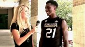 AYTV: Holton Hill Reviews Texas A&M Scrimmage