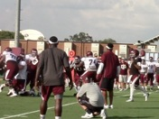 AYTV: Texas A&M Training Camp Day 3