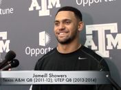 AYTV: AM Pro Day 2015 Jameill Showers