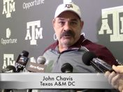 AYTV: John Chavis Opens Uo About Move