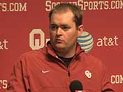 SPRING GAME: Josh Heupel