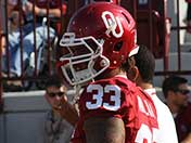 OU/TX Week: Tuesday Post Practice