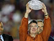 Mack Brown to Step Down as Texas' Coach