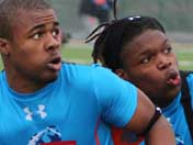Texas prospects and recruits shine at RCS Dallas