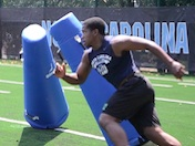 B.J. Hill earns offer at UNC Camp