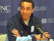 Brice Johnson talks Tar Heel postseason