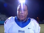 Dexter Lawrence Interview 8.22.14