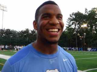 Ebron talks personal, team attitude pre-ECU