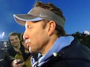 Fedora on return of spring workouts