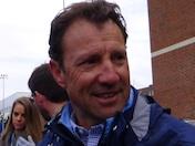 UNC Pro Day: Larry Fedora