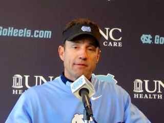 Duke Postgame: Larry Fedora