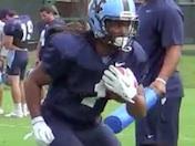 UNC Practice Highlights (8-7-13)