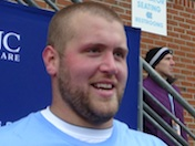 UNC Pro Day: James Hurst