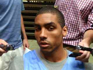 UNC Media Day: James Michael McAdoo
