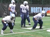 UNC Spring Practice Highlights (3-19-14)