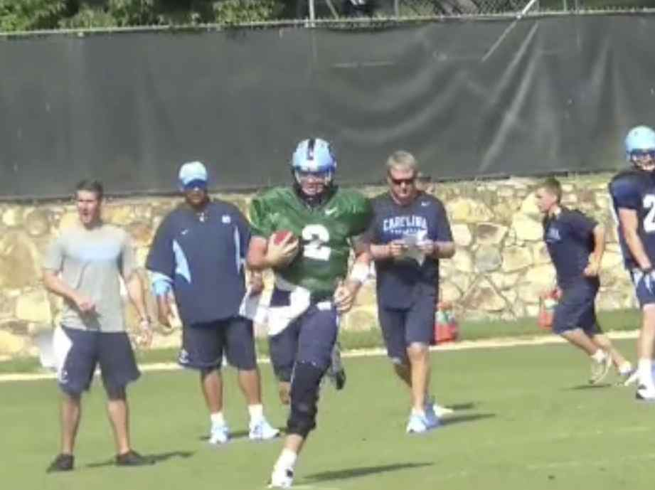 Aug. 9 Practice Highlights