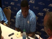 Norkeithus Otis ACC Media Day