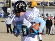 Shrine Bowl Practice: Austin Proehl