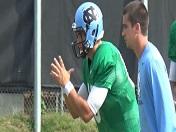 Quarterback Drills Trubisky/ Williams
