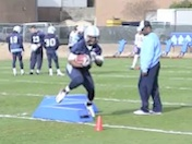 UNC Spring Practice Highlights (3-5-14)