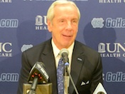 NKU Postgame: Roy Williams