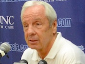 Roy Williams on Late Night Event