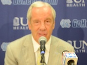 Exhibition: Roy Williams Postgame