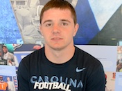 UNC Spring Game: Ryan Switzer