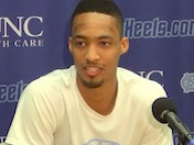 J.P. Tokoto looks ahead to postseason